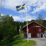 I Västanå Natur- och kulturcentrum finns både hantverksbod och ett museum som berättar om Viksjöbygden och det gamla järnbruket.