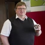 Göran Kejerhag ska investera cirka 1,7 miljoner kronor i restaurangen under 2017.