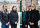 Storslam för Härnösands gymnasiums UF företag på den regionala mässan för UF-företag