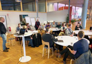 Workshop för att utveckla naturturismen i Härnösand