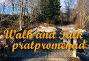 """Premiär för """"Walk and Talk"""" – pratpromenader i skog och mark"""