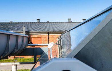 Absolicon bygger Europas största solvärmefält för fjärrvärme med koncentrerande solfångare
