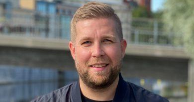 Regionchef Erik Eriksson